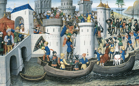Sack-of-Constantinople