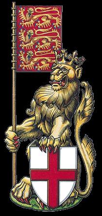 Dan-Escott-The-Crowned-Lion-of-England